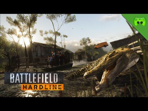 BATTLEFIELD HARDLINE SINGLEPLAYER # 5 - Episode 4 beginnt «» Let's Play Battlefield Hardline