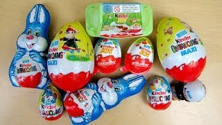 Kinder Surprise Easter 2014 Party