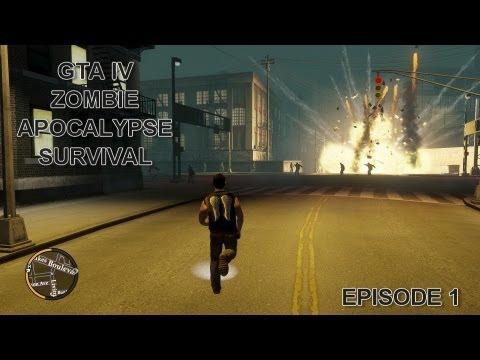 Gta 4 zombie survival multiplayer