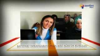 Sentim Bilişim - Ağrı Çağrı Merkezi Tanıtım Filmi
