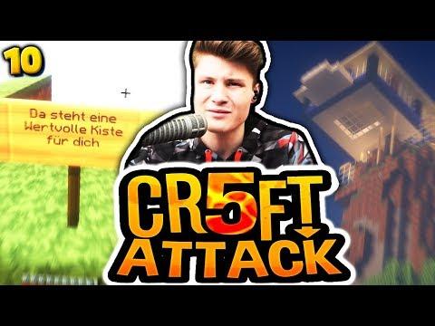 Man will mir eine FALLE stellen?! | Craft Attack 5 #10 | Dner