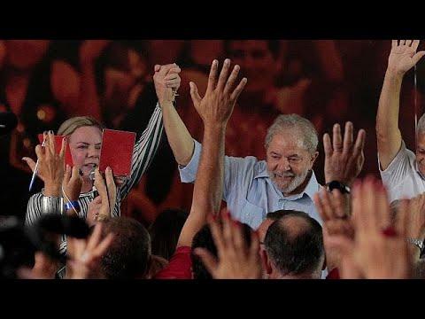Επιμένει ο Λούλα Ντα Σίλβα παρά την καταδίκη