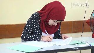 3351 طالب يتقدمون لأداء امتحان الثانوية العامة بطولكرم
