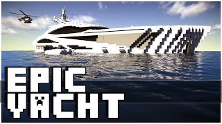 Minecraft - Epic Yacht 5