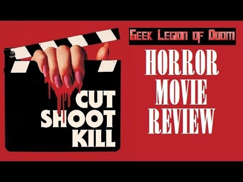 CUT SHOOT KILL ( 2017 Alexandra Socha ) Slasher Horror Movie Review