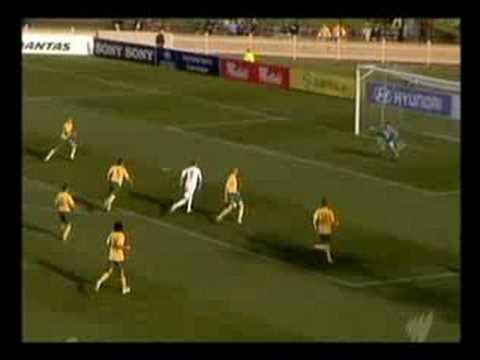 El mejor gol de Jeremy Brockie