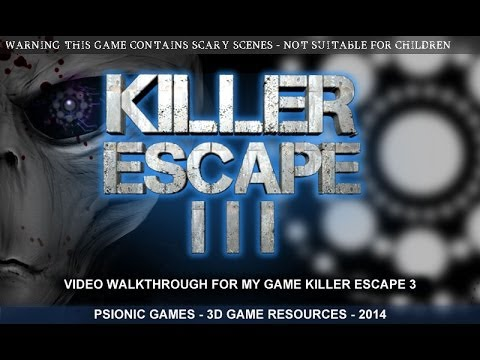 Video of Killer Escape 3