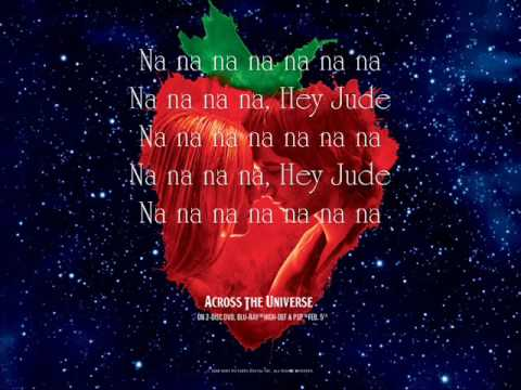 Hey Jude - Joe Anderson {Lyrics}
