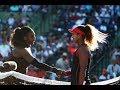 2018 Miami First Round | Serena Williams vs Naomi Osaka | WTA Highlights