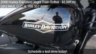 9. 2006 Harley-Davidson Night Train Softail FXSTBI for sale in
