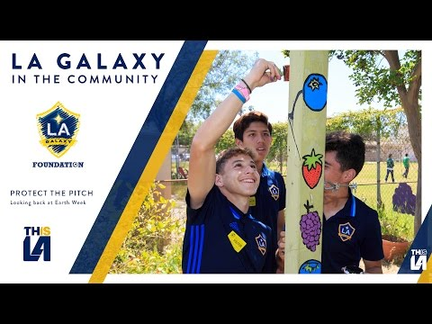 "Video: Looking back at the LA Galaxy's ""Protect The Pitch"" initiative"