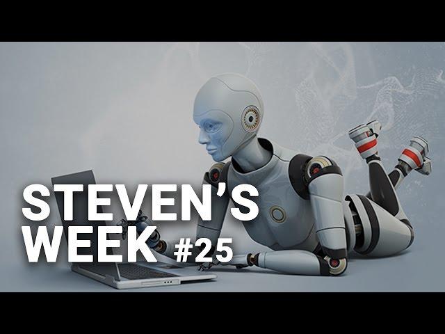 De belangrijkste tech- en marketingnieuwtjes van afgelopen week. Steven Van Belleghem legt uit:
