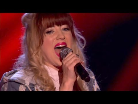 The Voice UK 2013 | Leah McFall performs 'R.I.P.' – Blind Auditions 3 – BBC One