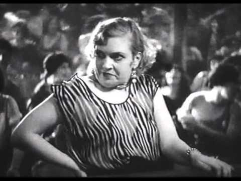 I Dannati dell'Oceano (The Docks of New York) - Josef von Sternberg 1928 - Scena del matrimonio
