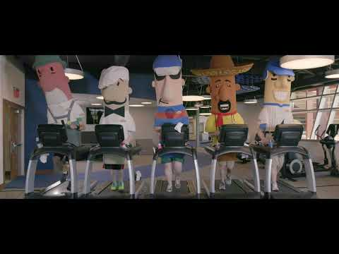 Johnsonville Racing Sausages: Training Day