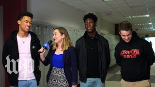 Video Why aren't high schoolers using lockers anymore? MP3, 3GP, MP4, WEBM, AVI, FLV Mei 2018