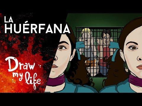 ¿DÓNDE ESTÁ LA HUÉRFANA AHORA? - Draw My Life en Español