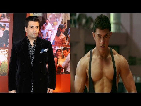 Aamir Khan is Game Changer of Indian Cinema : Karan Johar