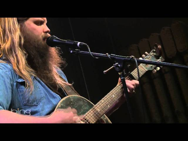 Chris stapleton what are you listening to bing lounge for Songs chris stapleton wrote for others