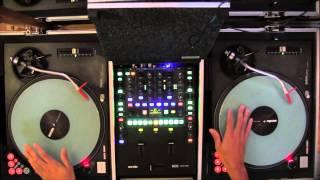 Blind Alley beat juggle by DJ Quixx (inspired by DJ Babu & Thug Scratch)