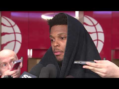 Raptors Post-Game: Kyle Lowry - March 18, 2018 (видео)