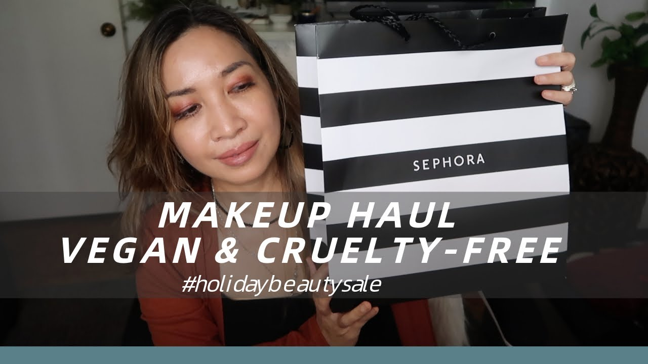 WHAT I GOT FROM SEPHORA HOLIDAY SALE