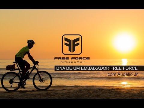 DNA de um embaixador Free Force