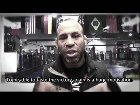 Post UFC 110 Fight Video Blog  The fight the guillotine Dream Theater