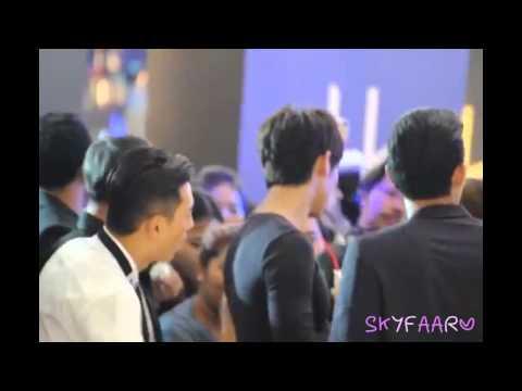 [FANCAM] 140724 GARTEN MODEL 'HIVE SALON' (2) (видео)