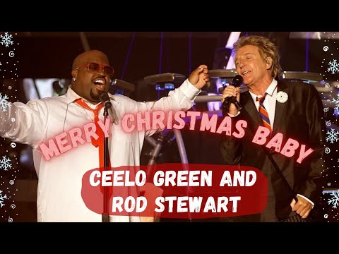 Tekst piosenki Rod Stewart - Merry Christmas, Baby po polsku