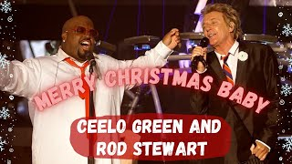 "Download Lagu CeeLo Green feat. Rod Stewart - ""Merry Christmas, Baby"" [Live] Mp3"
