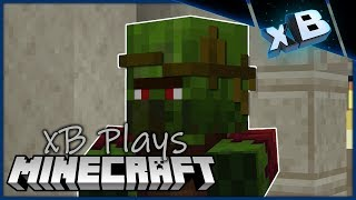 Zombie Doctor! :: xBCrafted Plays Minecraft 1.14 :: E65