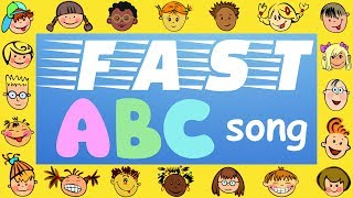 Fast ABC Song