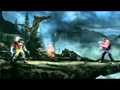 Killer instinct Thunder graphics upgrades