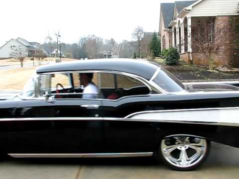 1957 Chevy packs 632 Big Block