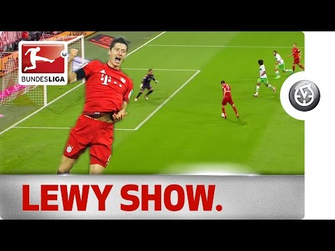 First Time in Full Length: Lewandowski's 9-Minute Miracle