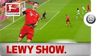 Video First Time in Full Length: Lewandowski's 9-Minute Miracle MP3, 3GP, MP4, WEBM, AVI, FLV Oktober 2018