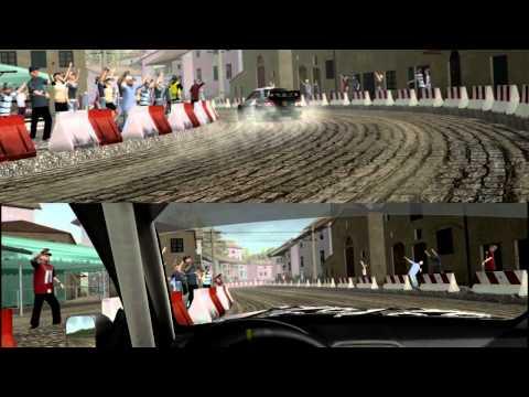 WRC 2010 - Rallye de France / Klevener 1: Subaru Impreza WRC 07
