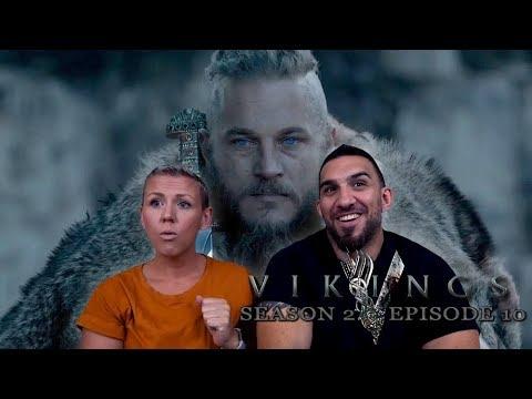 Vikings Season 2 Episode 10 'The Lord's Prayer' Finale REACTION!!