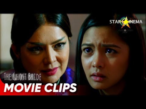 Mayen accepts the offer to become a Ghost Bride! | The Ghost Bride | Movie Clips