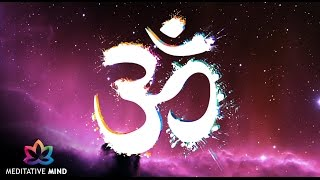 OM Mantra Meditation ❯ Powerful Positive Energy Chants This particular version of OM has been chanted in the frequency of 285 ...