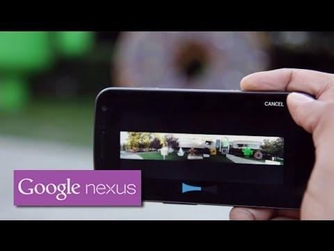 Galaxy Nexus: Camera and Panorama