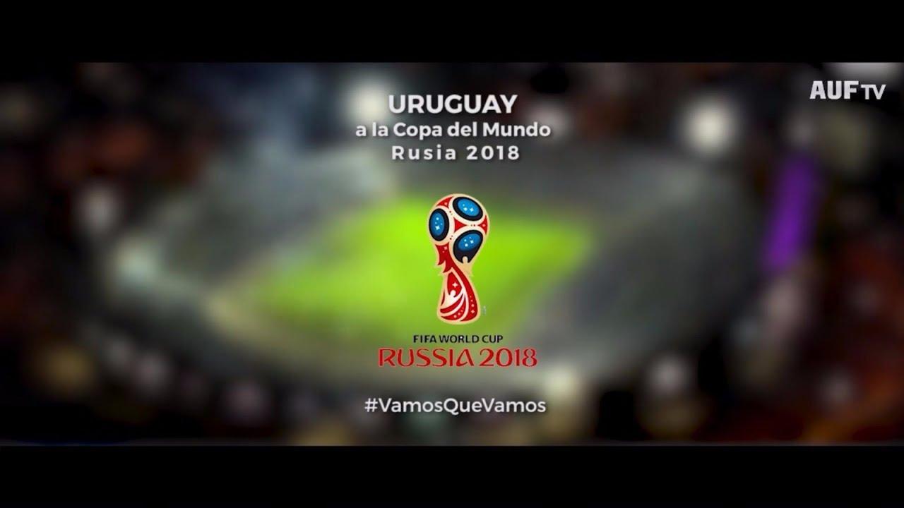 Homenaje por la clasificación a Rusia 2018