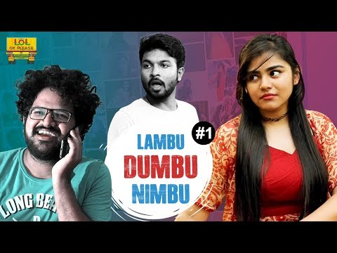 Lambu Dumbu Nimbu  - Epsiode #1 || New Comedy Web Series || Lol Ok Please