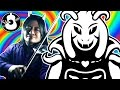 Undertale - Hopes and Dreams / Save the World (Violin & Guitar Cover/Remix)    String Player Gamer