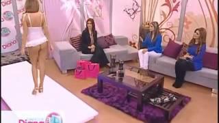 Desfile Bésame En Diario De Diana - Noviembre 6/2012