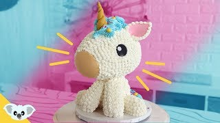 3D Unicorn Cakes | Kawaii Animal Birthday Party| Cake Art | Koalipops