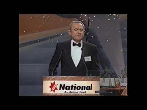1995 Ethnic Business Awards – Sponsor Speech – NAB Managing Director – Don Argus