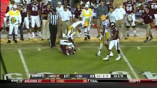 Eric Reid vs Mississippi State (2012)