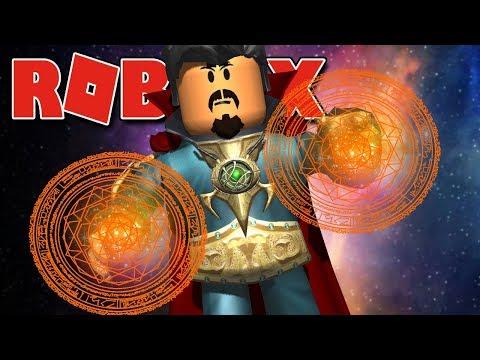 Roblox - CONSTRUINDO A FÁBRICA DO DOUTOR ESTRANHO ( Super Hero Tycoon )